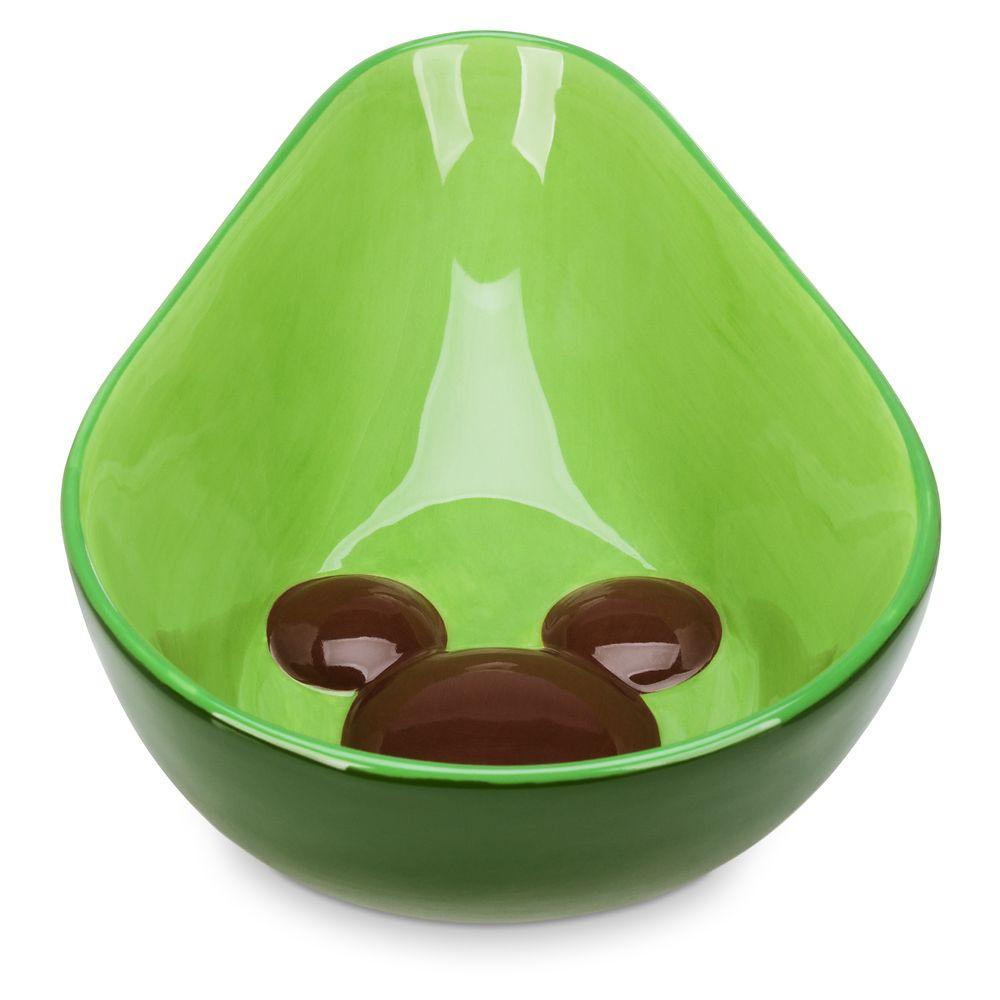 Mickey Mouse Avocado Dip Bowl