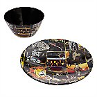 Star Wars: The Force Awakens Plate and Bowl Set