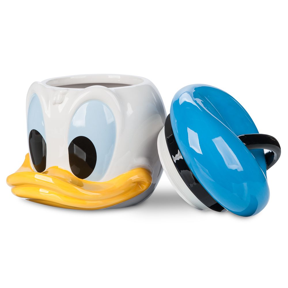 Donald Duck Cookie Jar