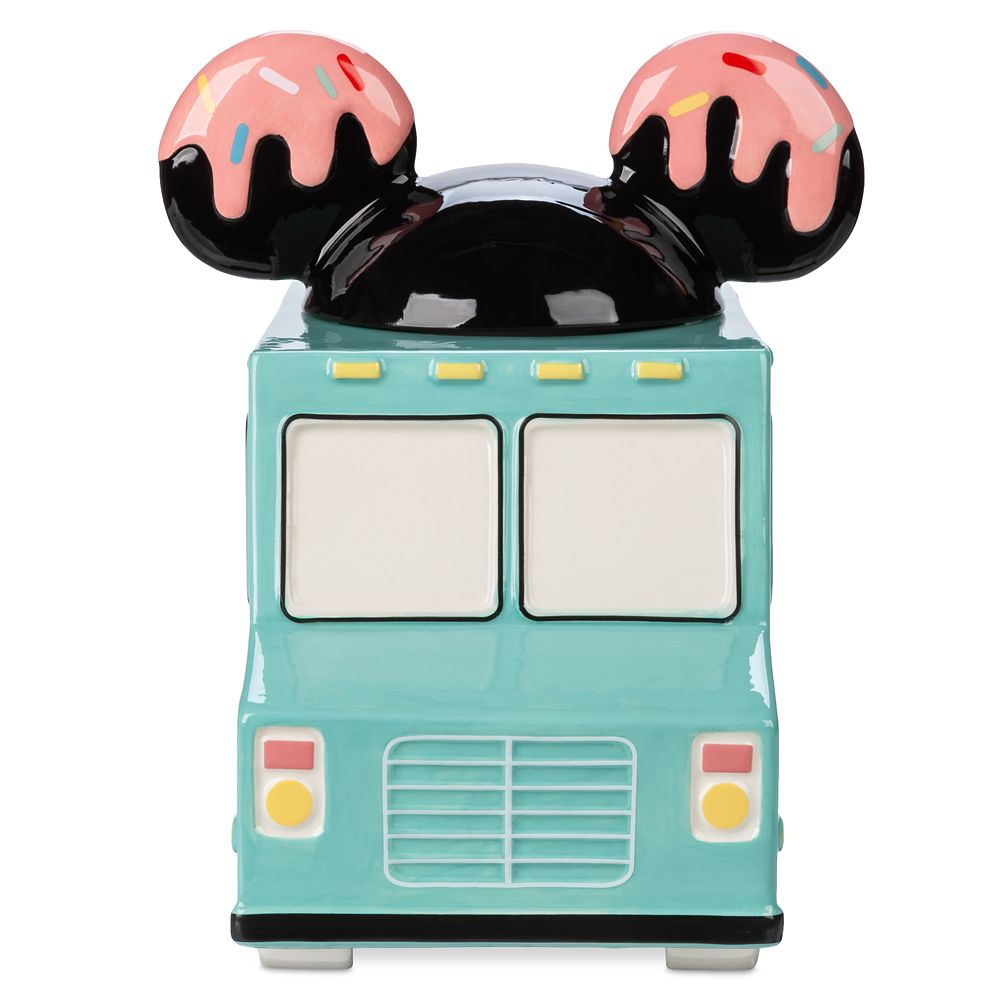 Mickey and Minnie Mouse Cookie Jar – Disney Eats
