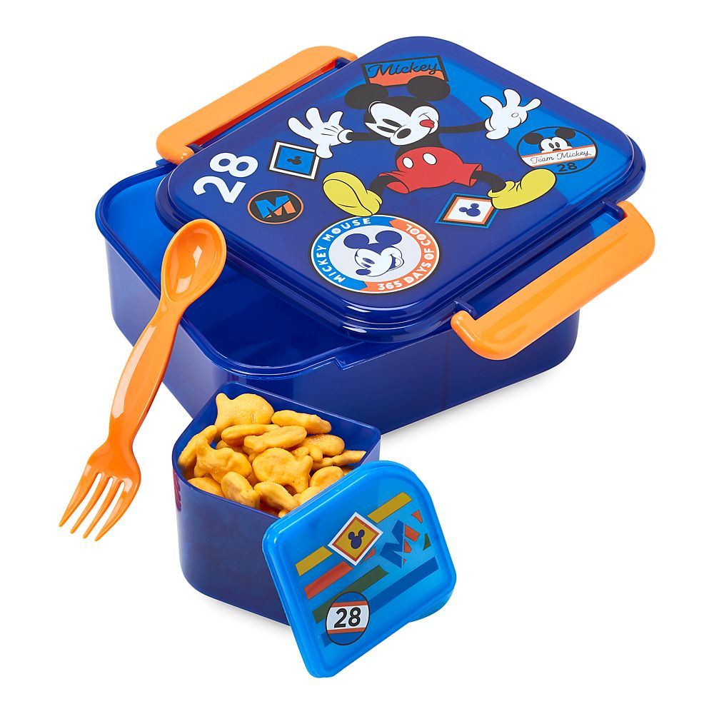 Mickey Mouse Food Storage Set Official shopDisney
