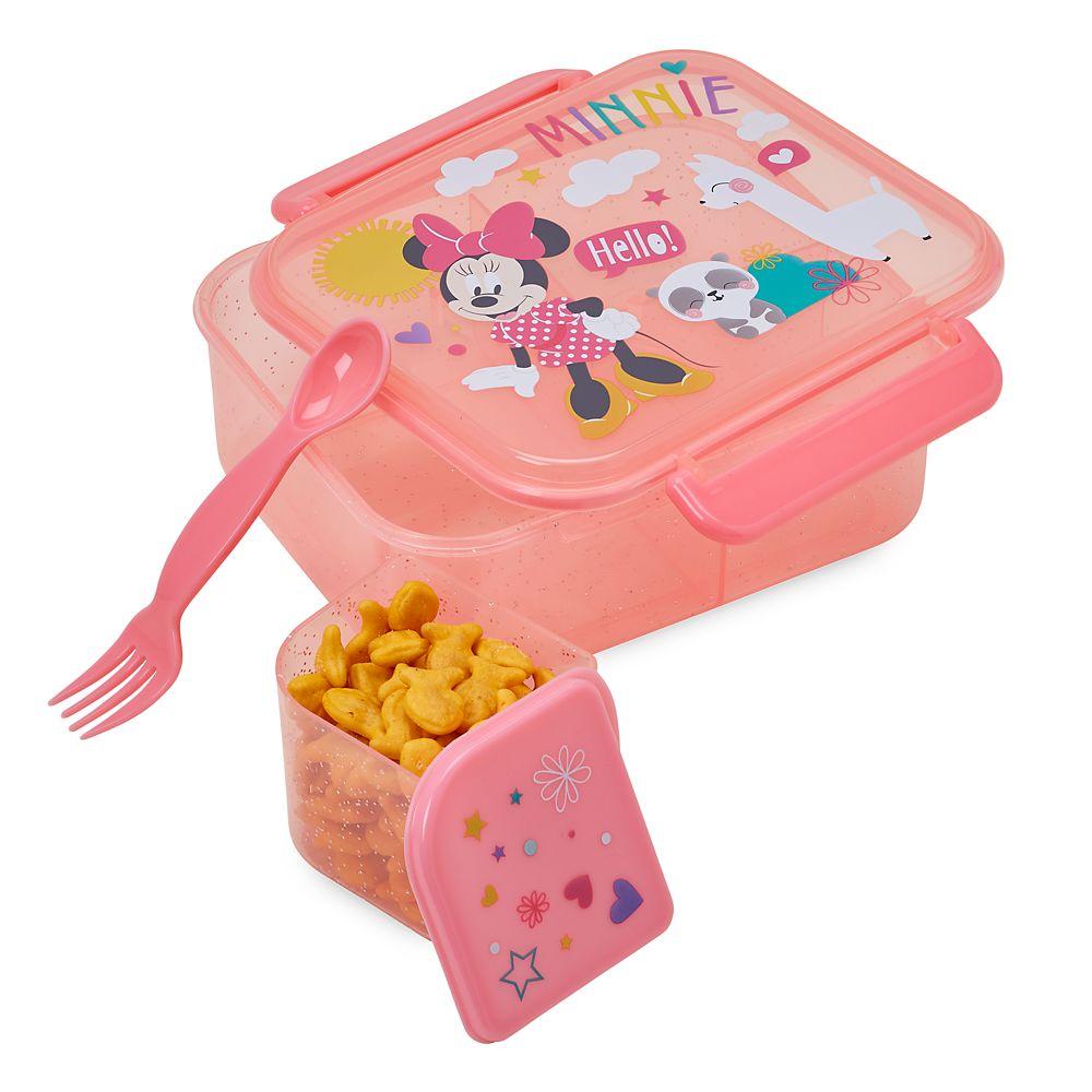 Minnie Mouse Food Storage Set