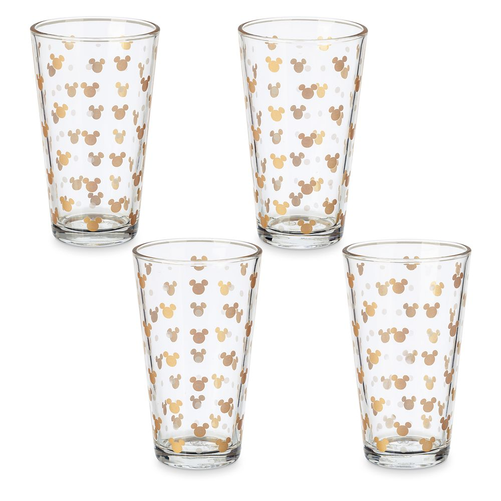 Mickey Mouse Icon Glass Set – Disney Eats