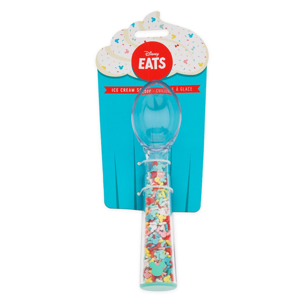 Mickey Mouse Ice Cream Scoop – Disney Eats