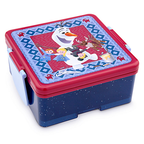 Olaf's Frozen Adventure Food Storage Container Set