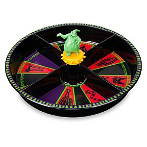 Oogie Boogie Roulette Candy Dish