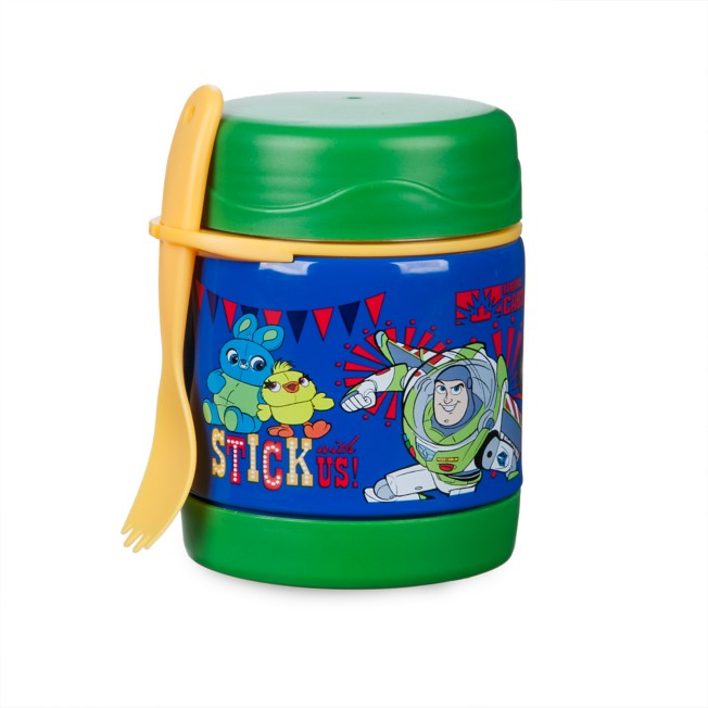 Toy Story 4 Hot and Cold Food Container