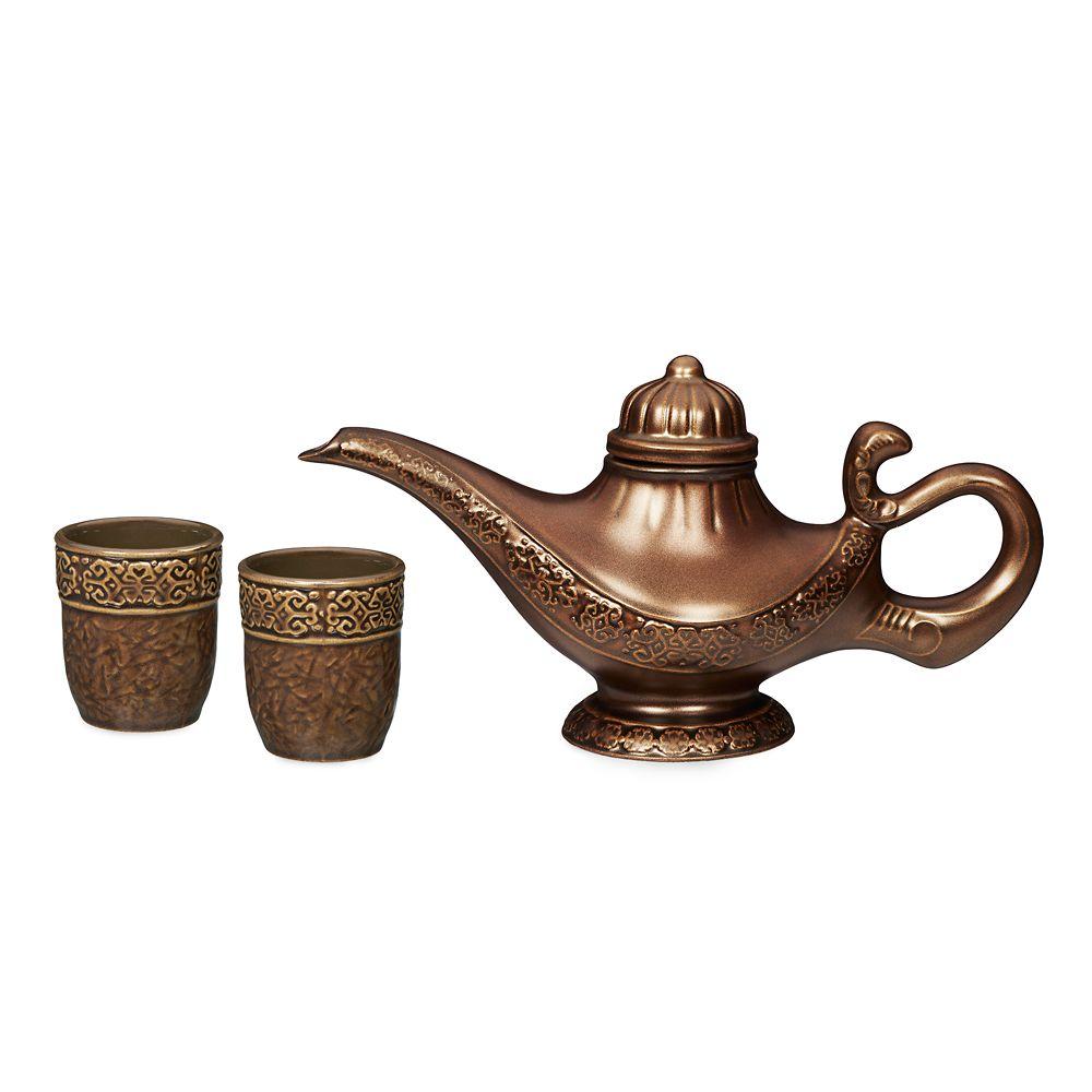 Genie Lamp Tea Set – Aladdin – Live Action Film
