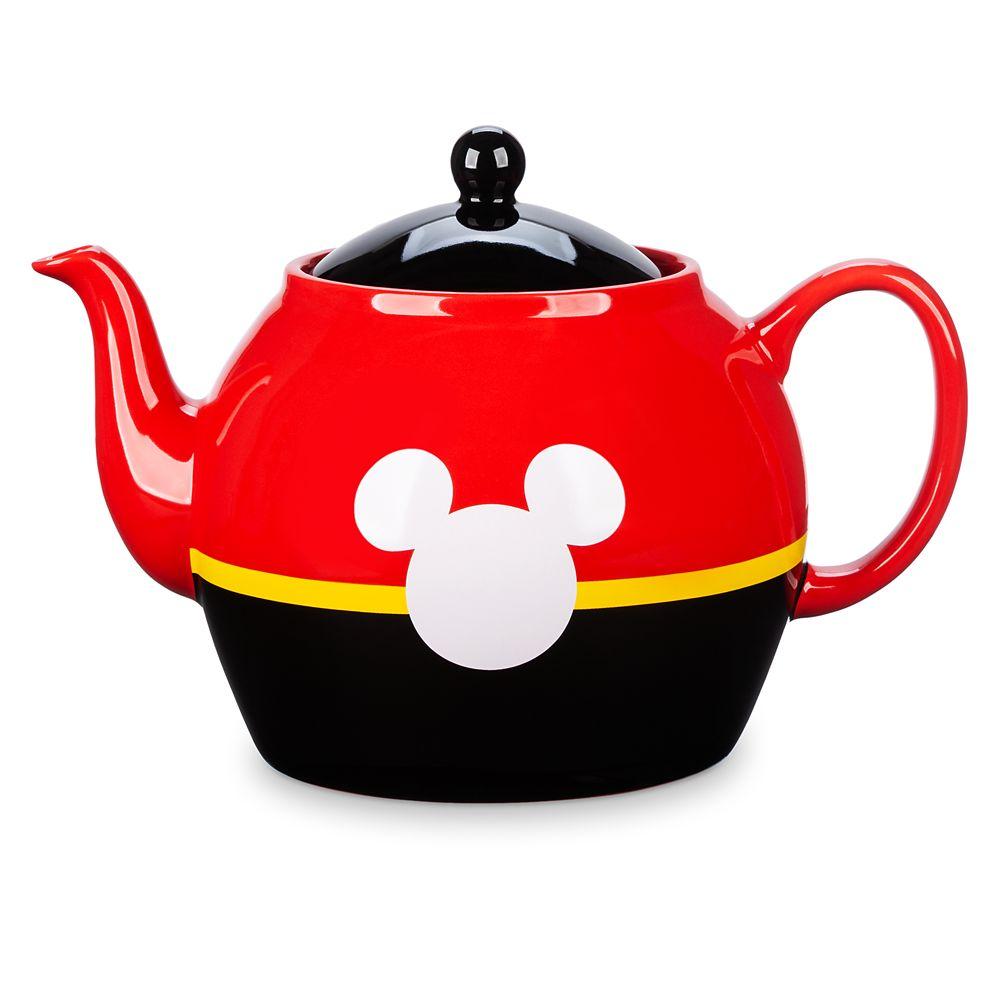 Mickey Mouse Icon Teapot Official shopDisney
