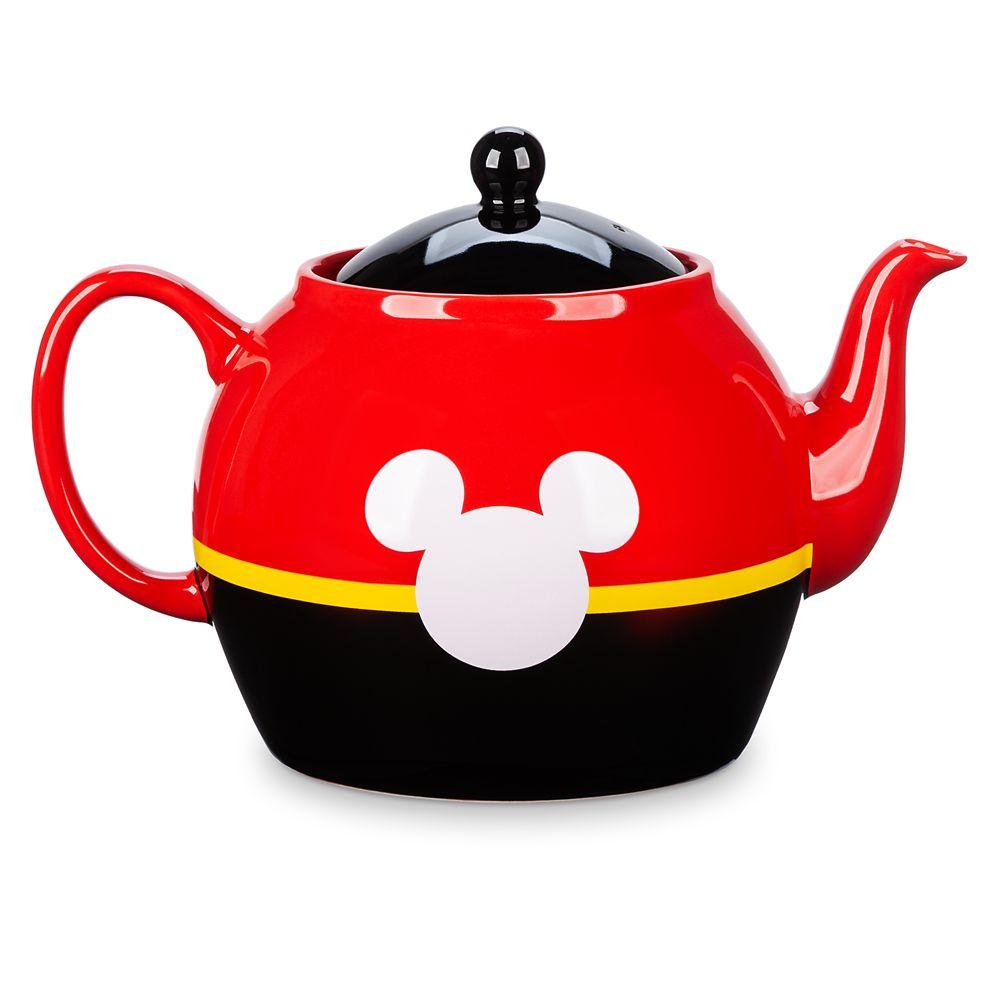 Mickey Mouse Icon Teapot