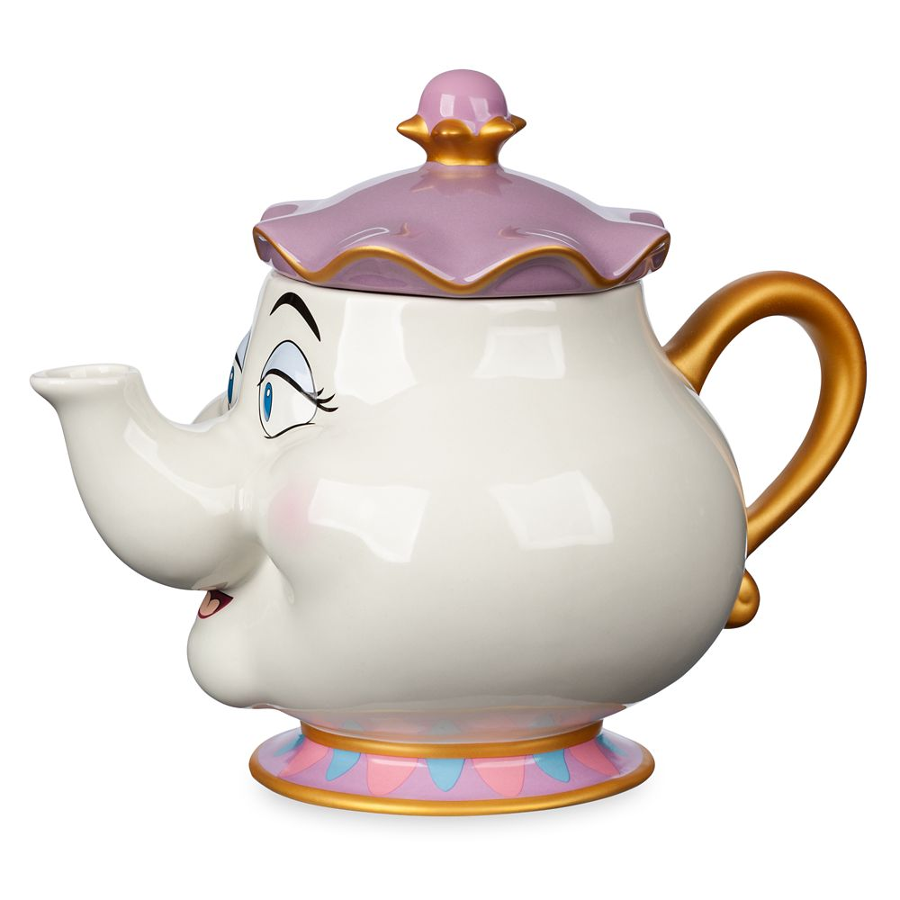 Mrs. Potts Teapot – Beauty and the Beast