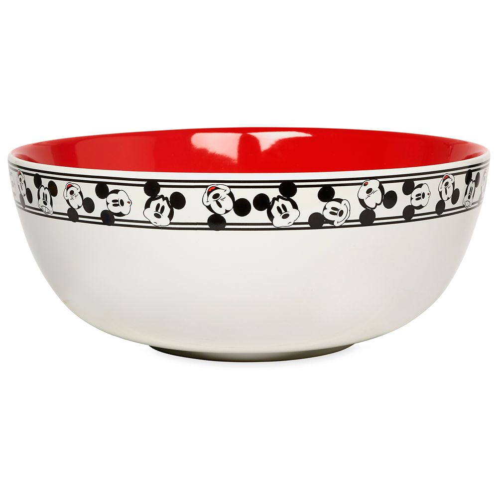 Mickey Mouse Serving Bowl – Disney Eats