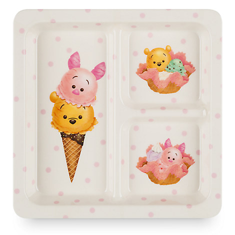 Winnie the Pooh and Piglet ''Tsum Tsum'' Tray