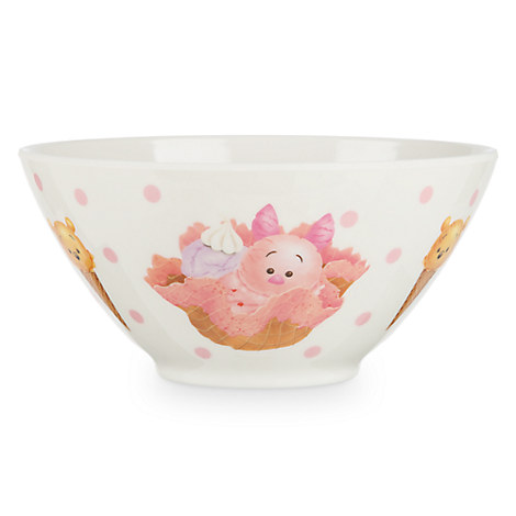 Winnie the Pooh and Piglet ''Tsum Tsum'' Bowl