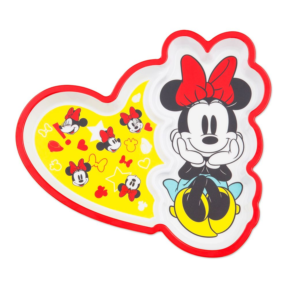 Minnie Mouse Plate – Disney Eats