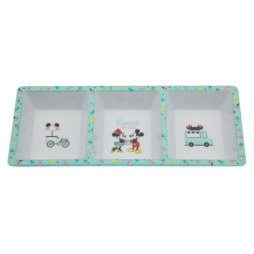 Mickey and Minnie Mouse Treat Tray – Disney Eats