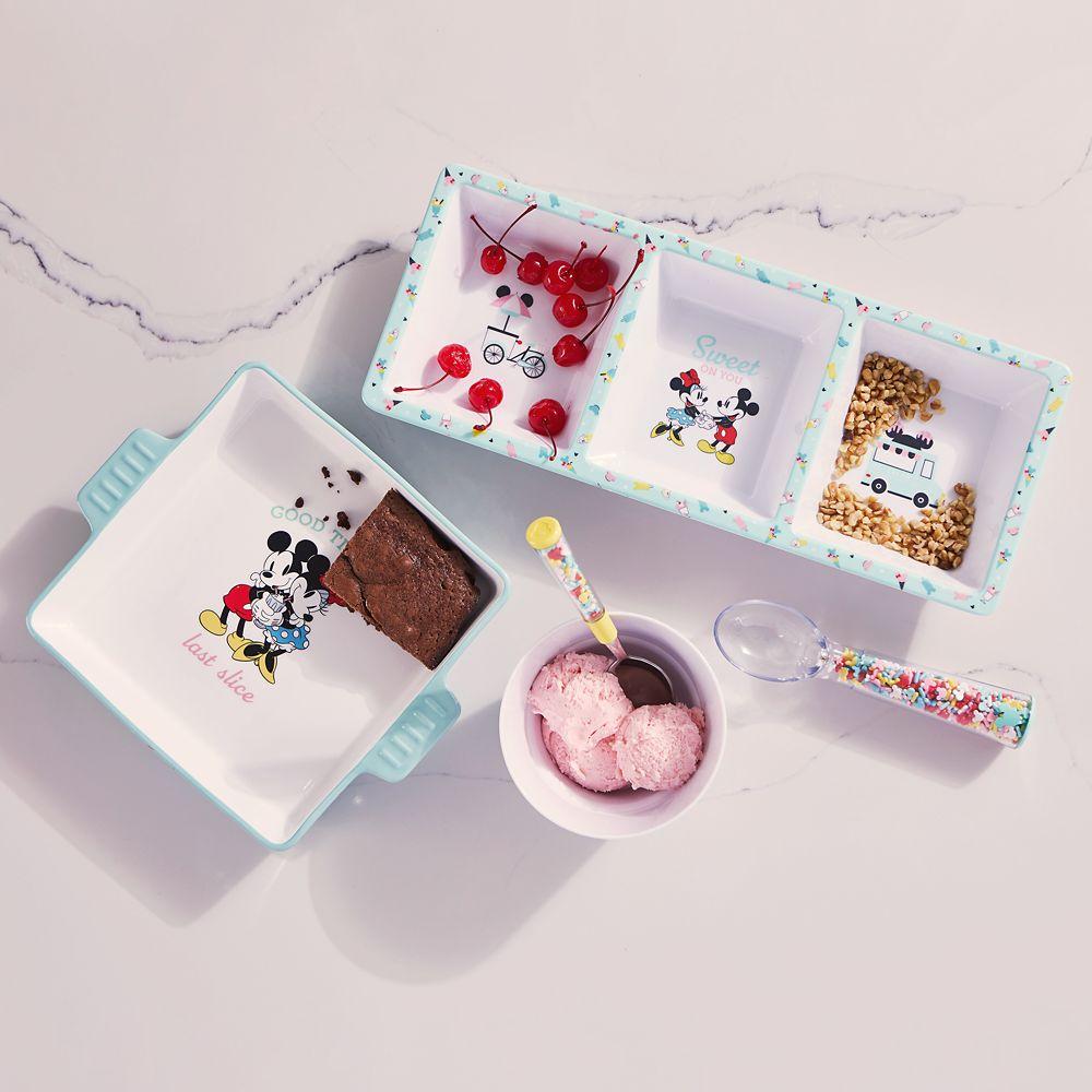Mickey and Minnie Mouse Treat Tray – Disney Eats