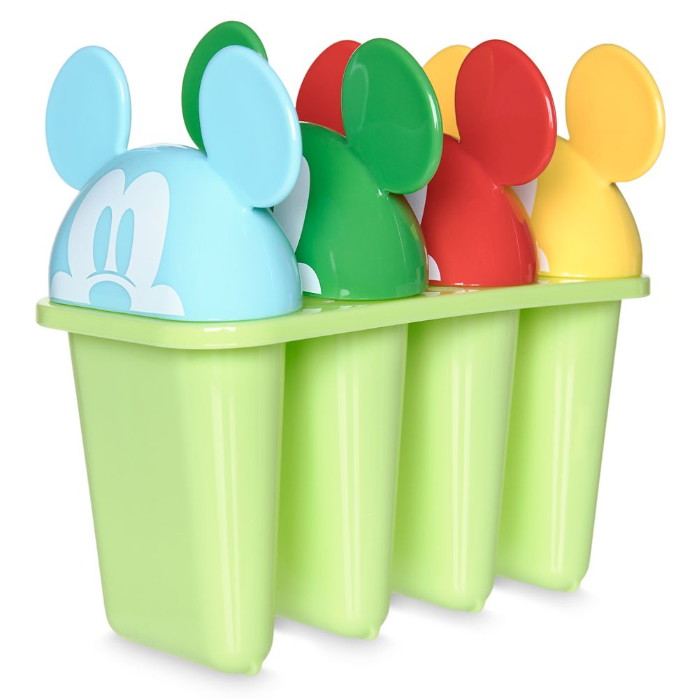 Mickey Mouse Popsicle Molds – Summer Fun