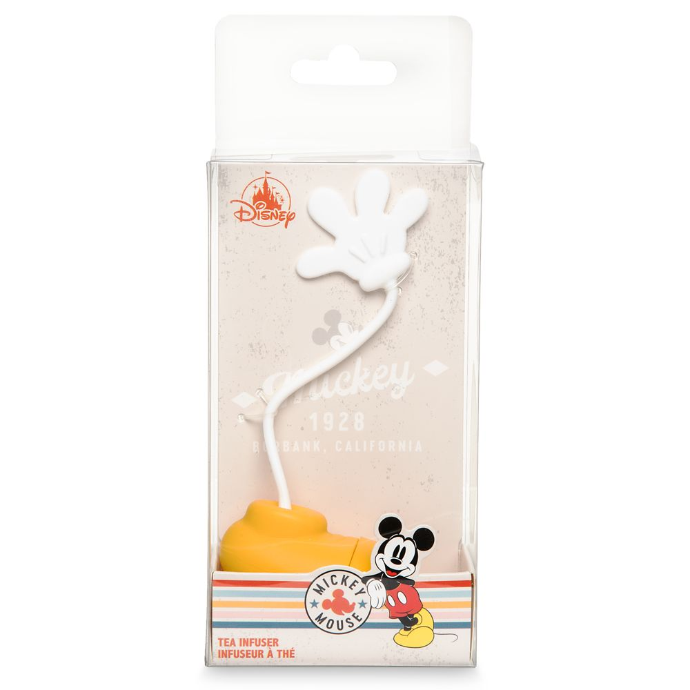 Mickey Mouse Tea Infuser