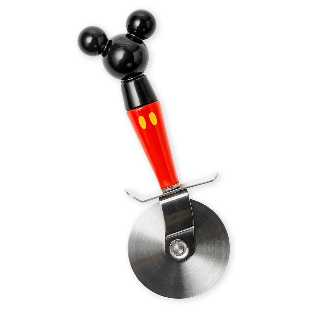 Mickey Mouse Pizza Cutter  Disney Eats