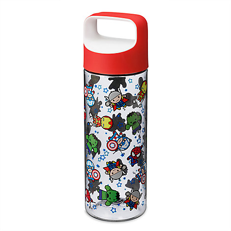 Marvel MXYZ Twist-Top Water Bottle