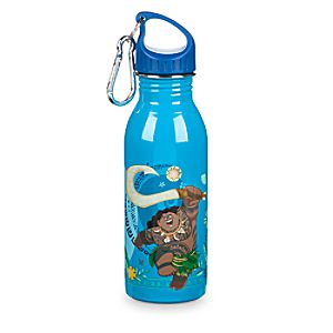 Disney Moana Stainless Steel Water Bottle - Small
