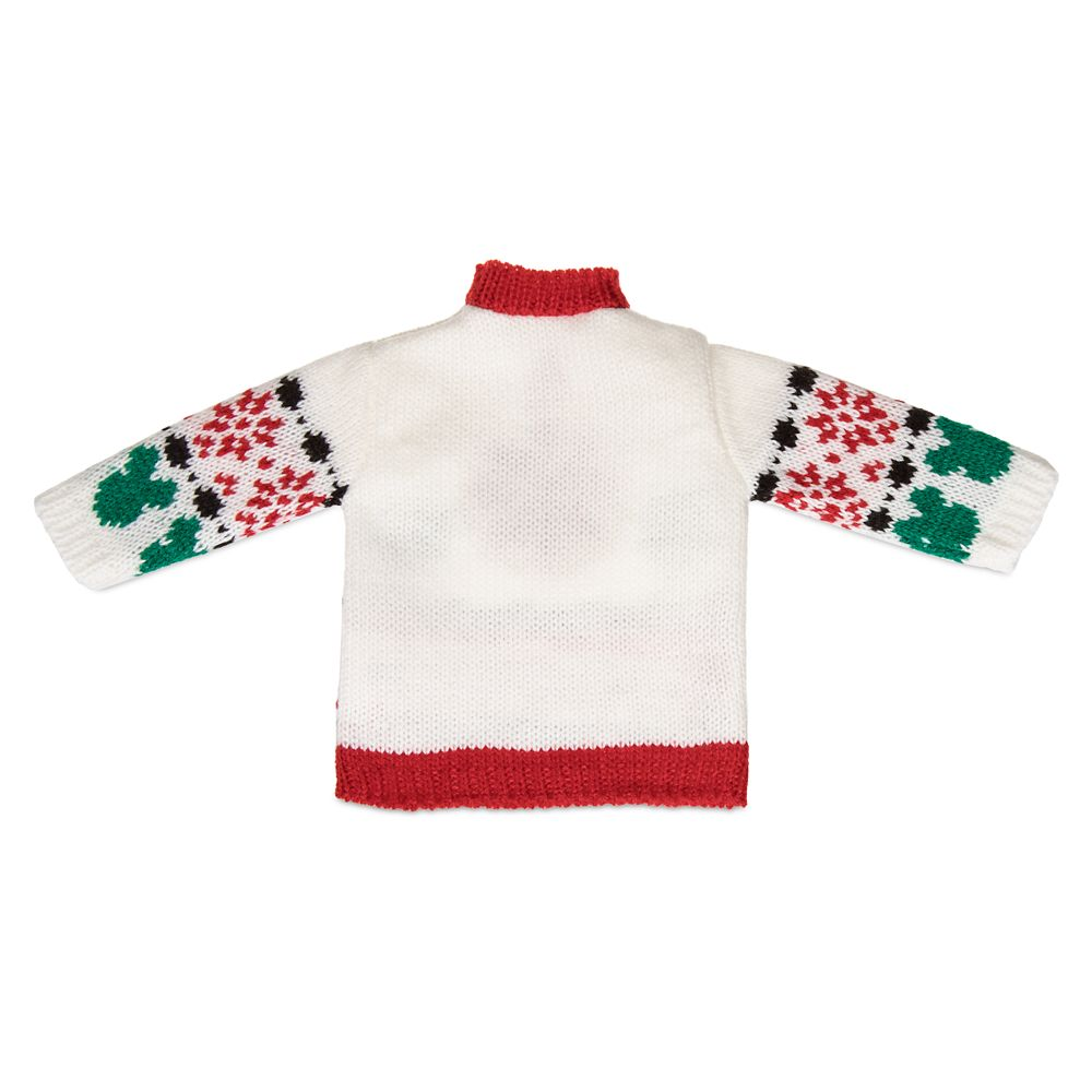 Mickey Mouse Holiday Bottle Sweater