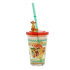 The Lion Guard Tumbler with Straw - Small