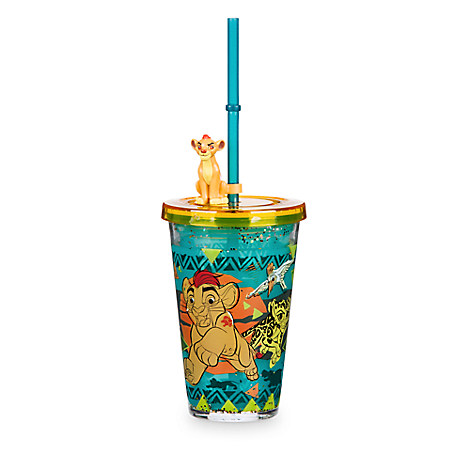 Lion Guard Tumbler with Straw