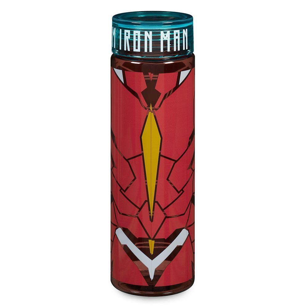 Iron Man Water Bottle