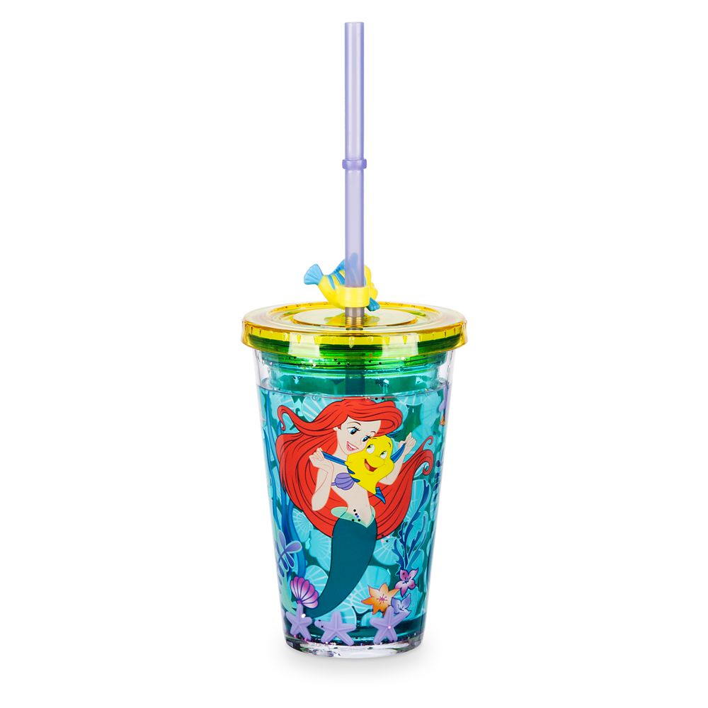 Ariel Tumbler with Straw