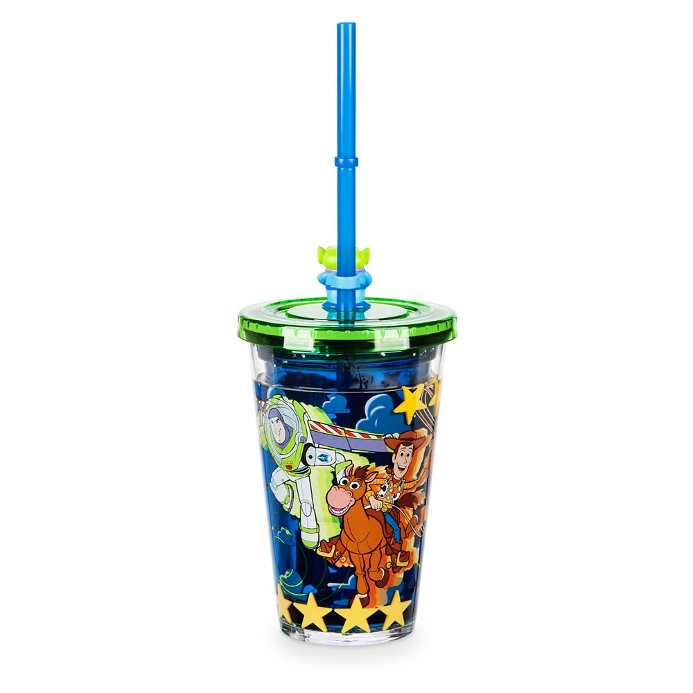 Toy Story Tumbler with Straw
