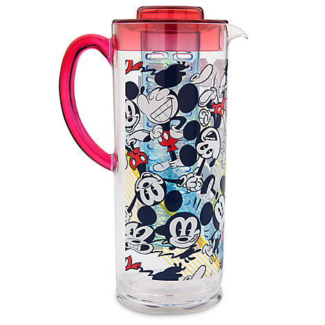 Mickey Mouse Infuser Pitcher - Summer Fun