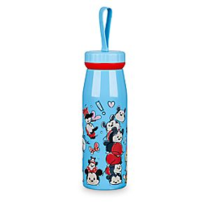 Disney ''Tsum Tsum'' Stainless Steel Water Bottle with Infuser Cap