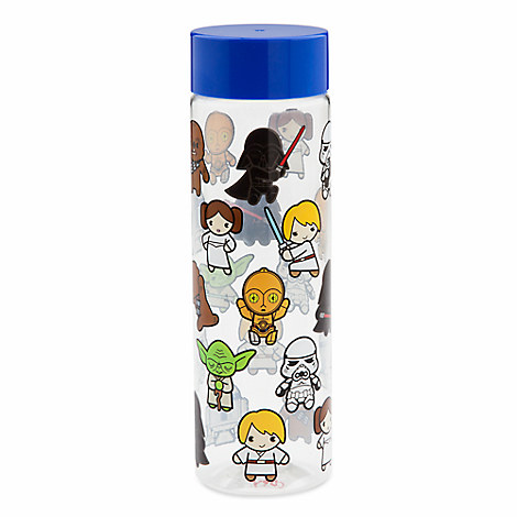 Star Wars MXYZ Twist Top Water Bottle
