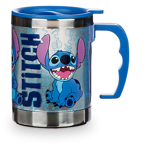 Stitch Travel Mug