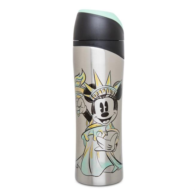 Minnie Mouse Statue of Liberty Travel Mug – New York City