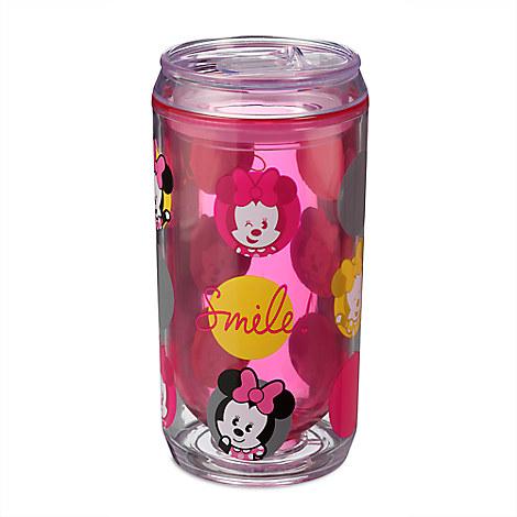 Minnie Mouse MXYZ Reusable Sip-Top Soda Bottle