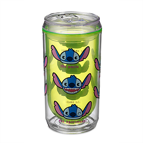 Stitch MXYZ Reusable Sip-Top Soda Bottle