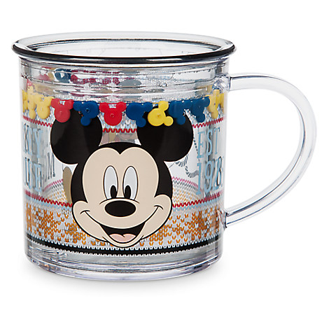 Mickey Mouse and Pluto Funfill Cup