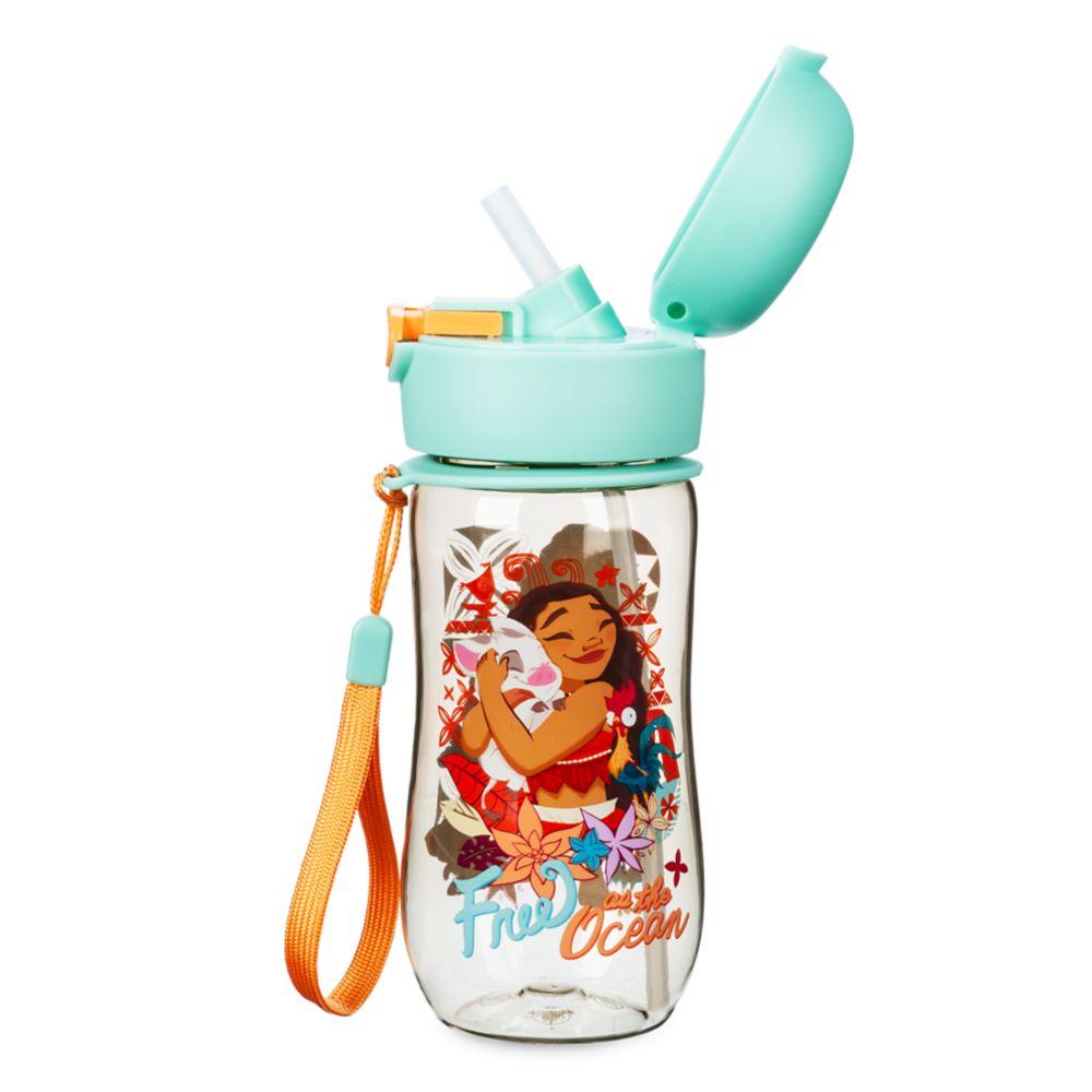 Moana Flip-Top Water Bottle