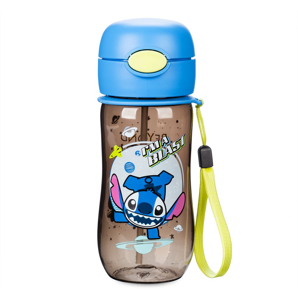 Lilo & Stitch Flip-Top Water Bottle