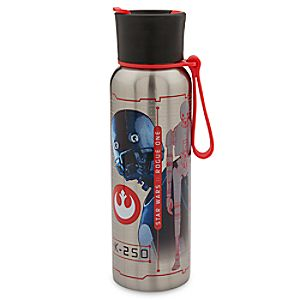 Rogue One: A Star Wars Story Stainless Steel Water Bottle