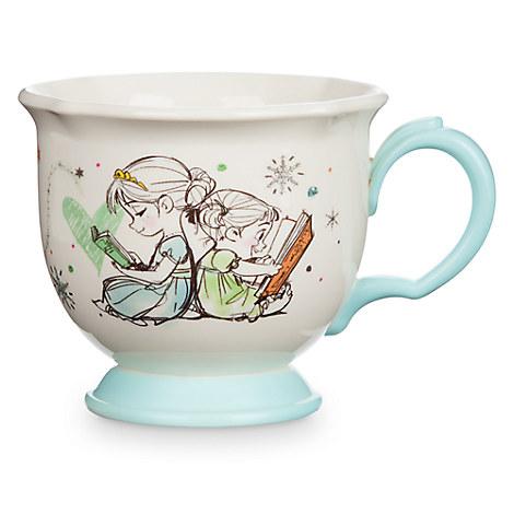 Disney Animators' Collection Teacup for Kids - Frozen
