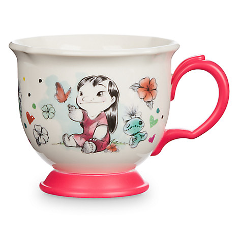 Disney Animators' Collection Teacup for Kids - Lilo