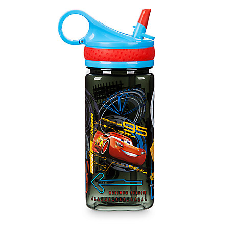 Cars 3 Water Bottle