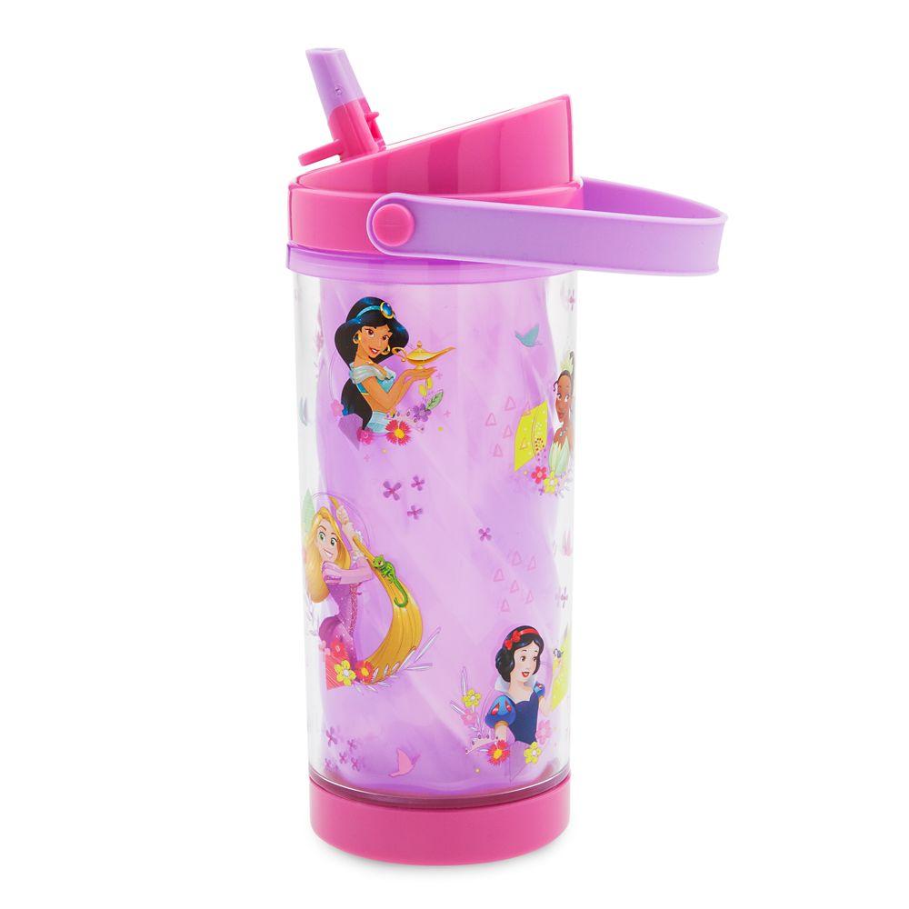 Disney Princess Color Changing Water Bottle