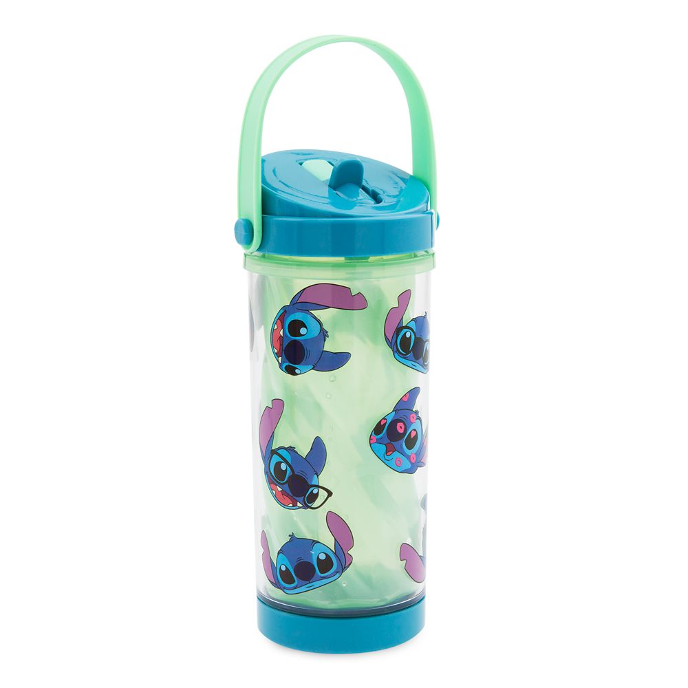Stitch Color Changing Water Bottle