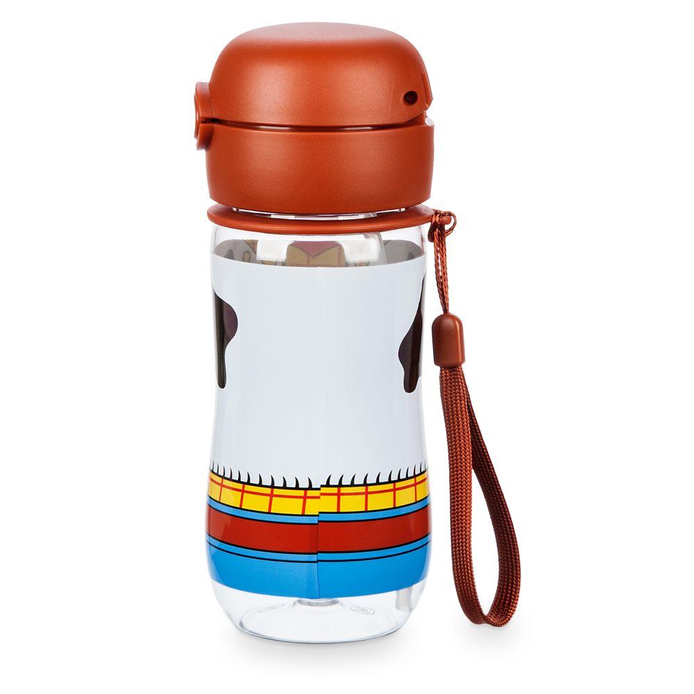 Woody Flip-Top Water Bottle – Toy Story 4