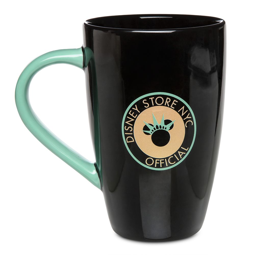 Minnie Mouse Statue of Liberty Mug – Disney store New York City